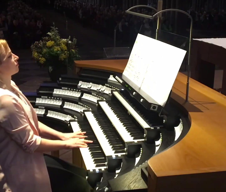 Samstag 30. September 2017 19.15h Orgelmusik zum Wochenende