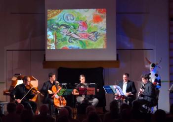 Solisten Kammerorchester Basel  Chagall´s Klingende Bilder